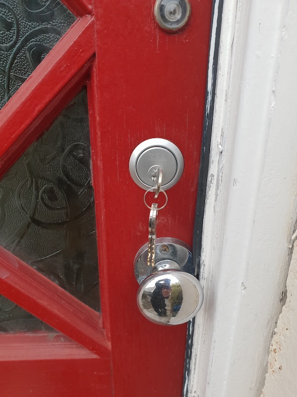 Lock Replacement Cardiff for landlords with new tenants