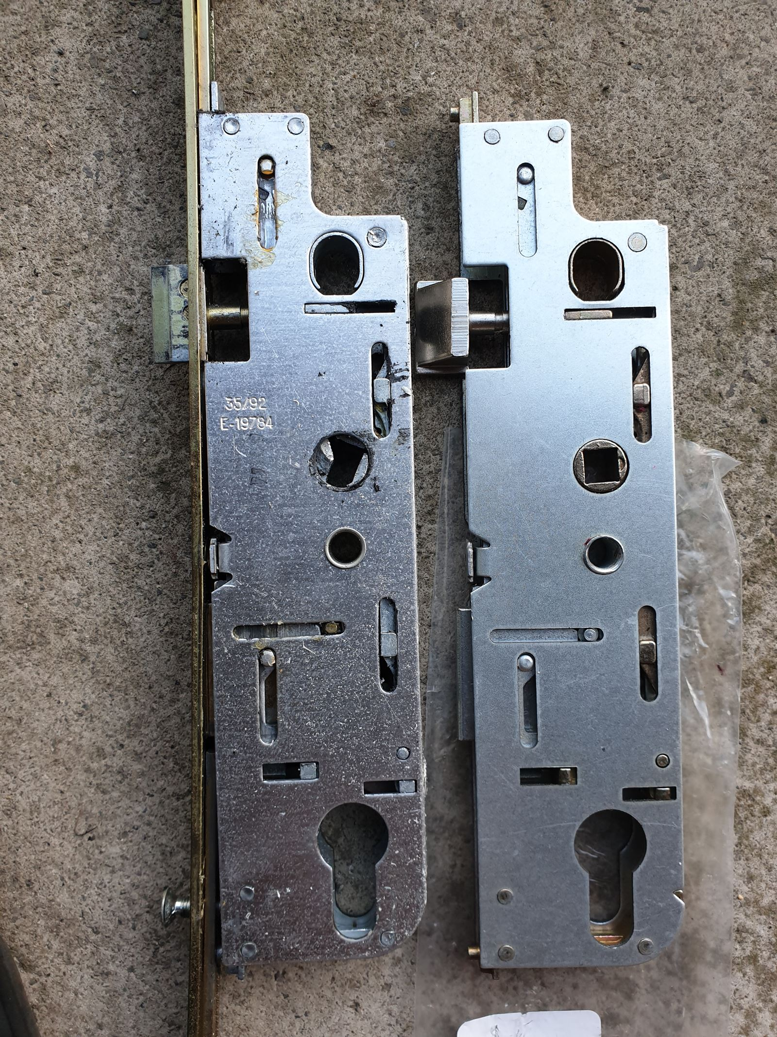 City Locksmiths Cardiff, Gaining Entry to UPVC Doors