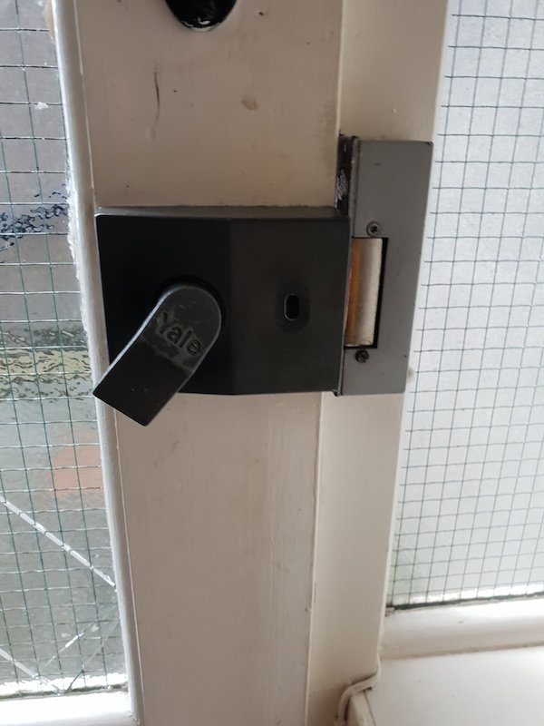 Landlord lock changes - new locks fitted Porthcawl by our emergency locksmith in Cardiff