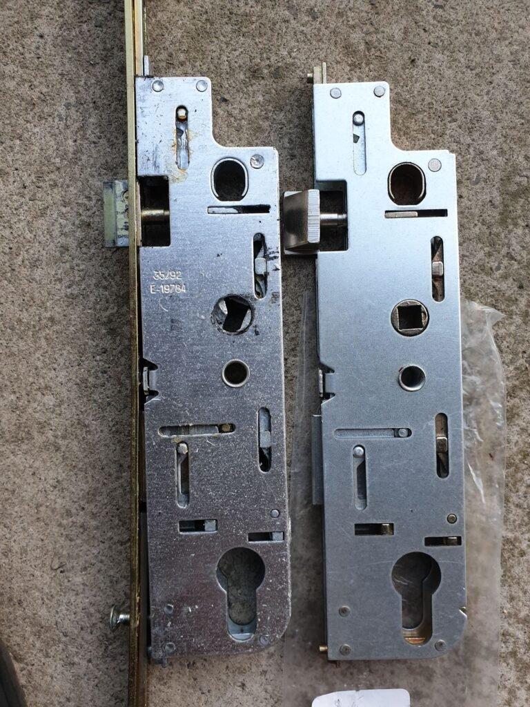 City Locksmiths Cardiff, Gaining Entry to UPVC Doors