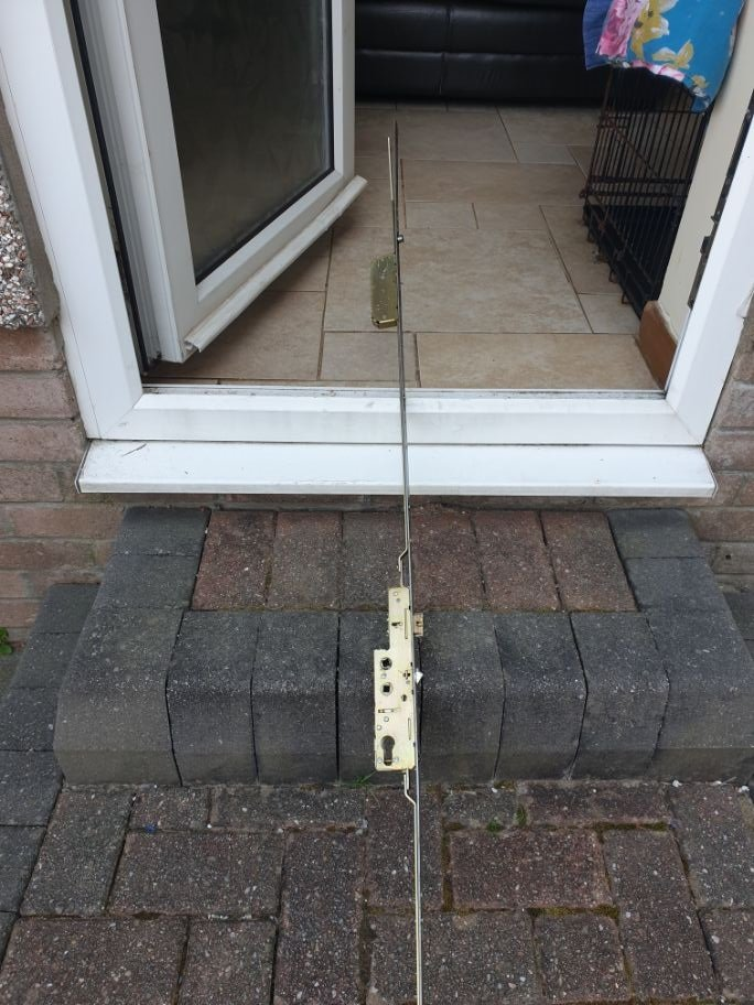 new uPVC locks caerphilly