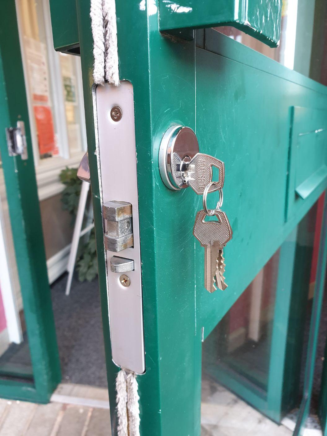 Lock Repairs in Cardiff