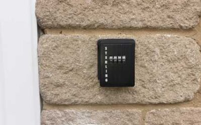 New Key Safe Installation Cardiff