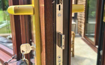 New Multipoint Lock Mechanism Cardiff CF24