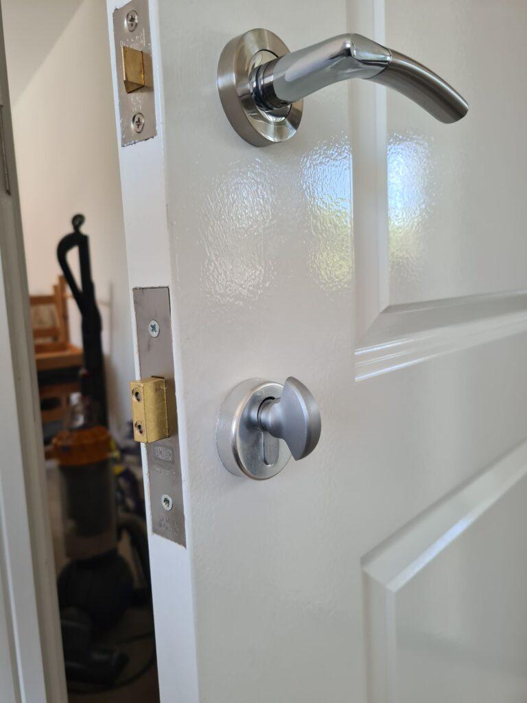 New Bedroom Door Locks Whitchurch CF14