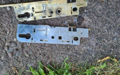 uPVC Lock Repairs in Caerphilly