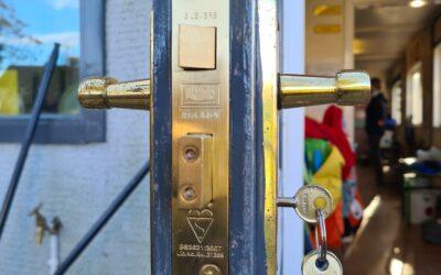 Locksmith Emergency at Nursery in Ely, Cardiff